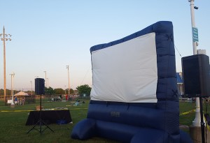 FREE Movie in the Park in Richmond